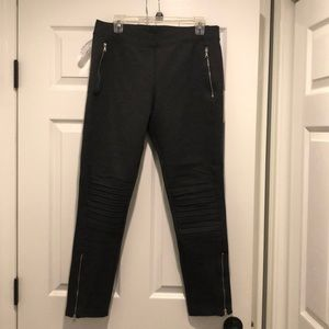 Gap large Tall dark grey leggings